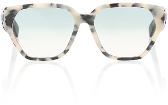 Christian Dior Diorid acetate sunglasses