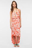 Ecote Tie-Dye Beach Maxi Dress