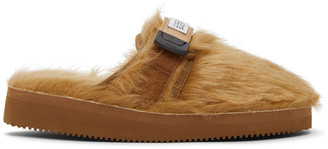 Suicoke Brown ZAVO-2EU Sandals