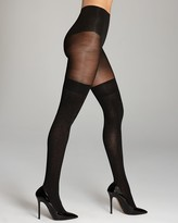Pretty Polly Over the Knee Secret Sock Tights