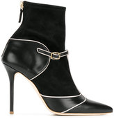 Malone Souliers Sadie boots - women - Leather/Kid Leather/rubber - 37.5
