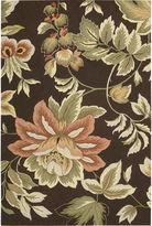 Nourison Wild Beauty Rectangular Rug