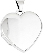 Sterling Double-Frame Heart Locket
