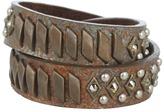 Leather Rock B474-F607 Bracelet