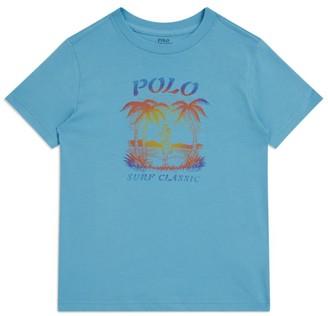 Ralph Lauren Kids Surf Classic T-Shirt (5-7 years)