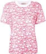 MAISON KITSUNÉ All over pixel t-shirt
