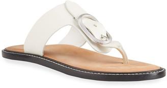 Rag & Bone Ansley Thong Buckle Sandals