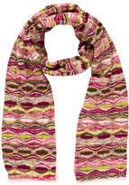 Missoni Multicolor Wool-Blend Scarf