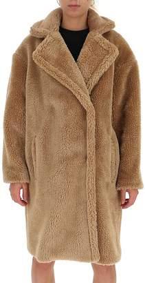 MICHAEL Michael Kors Oversize Teddy Coat