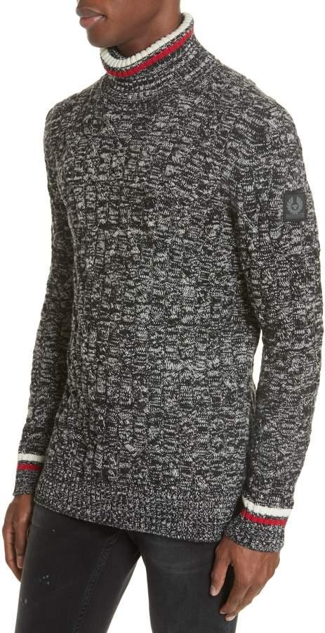 Belstaff Howden Wool Turtleneck Sweater