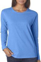 Gildan Missy Fit Heavy Cotton Fit Long-Sleeve T-ShirtL 5400L