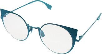 Fendi Women's Cat-Eye 48Mm Optical Frames