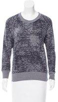 IRO Textured Pullover Sweatshirt