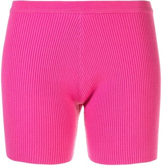 Apparis Penny fitted shorts