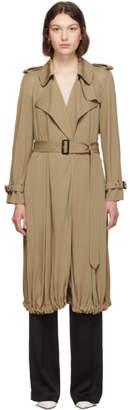 Burberry Beige Clya Trench Coat