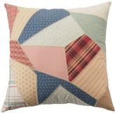 Chaps The Springs Patchwork Throw Pillow