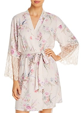 Flora Nikrooz Jasmine Print Robe