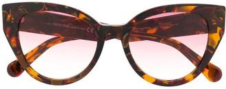 Roberto Cavalli cat eye sunglasses