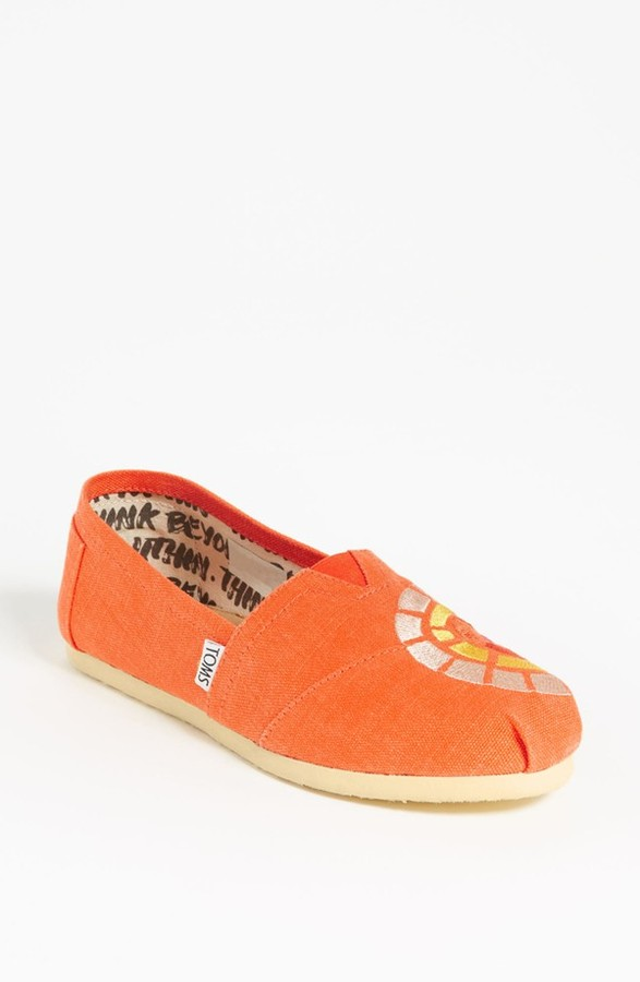 Toms 'Classic - Women's Outreach' Slip-On (Women) (Limited Edition)