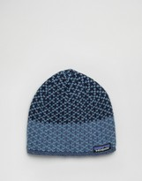 Patagonia Beatrice Beanie In Blue