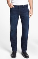 7 For All Mankind 'Slimmy - Luxe Performance' Slim Fit Jeans (Blue Ice)