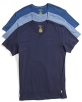 Polo Ralph Lauren Men's 3-Pack Trim Fit T-Shirt