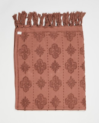 rhythm Brown Towels - Habitual Beach Blanket - Size One Size at The Iconic