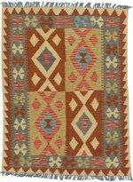 Ecarpetgallery Hand-woven Sivas Geometric 2' x 3' 100% Wool area rug