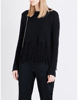 A.L.C. Andreas knitted silk jumper