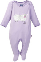 Beanstalx Eric Carle Sheep Favorite Fit Footie (Baby Girls)