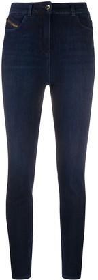 Patrizia Pepe High-Waist Jeans