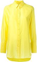 Joseph classic shirt - women - Silk - 40