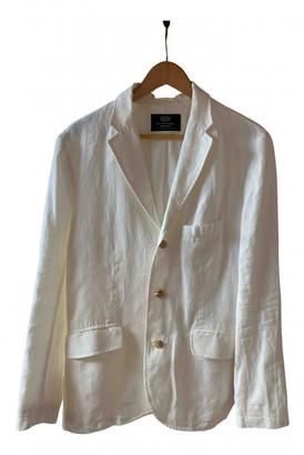 Denim & Supply Ralph Lauren White Linen Jackets