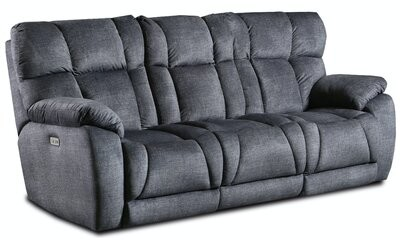 """Thumbnail for your product : Southern Motion Vista 92"""" Pillow Top Arm Reclining Sofa"""