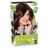 Garnier Nutrisse 4.15 Iced Chestnut Mahogany Ash Brown 1 pack