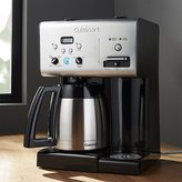 Crate & Barrel Cuisinart ® Plus 10-Cup Programmable Coffee Maker plus Hot Water System