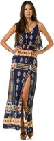 Eight Sixty Navajo Blanket Maxi Dress