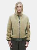Thumbnail for your product : Alpha Industries L-2b Sherpa Bomber Jacket W