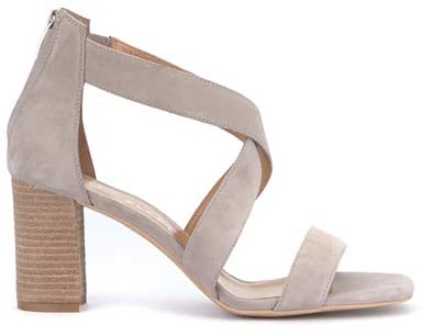 f4ede24650a Teagan Mink Crossover Sandal