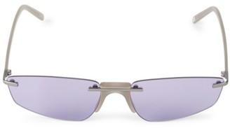 Ophelia 58MM Oval Sunglasses