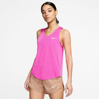 Nike Breathable Running Tank Top