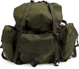 Juun.J large pocketed backpack