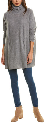 Two Bees Cashmere Marie Wool & Cashmere-Blend Tunic