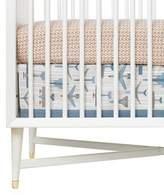 DwellStudio Dwell Studio Flight Canvas Crib Skirt