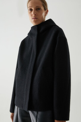 Cos Wool Structured Jacket