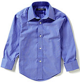 Brooks Brothers Little/Big Boys 4-20 Non-Iron Solid Dress Shirt