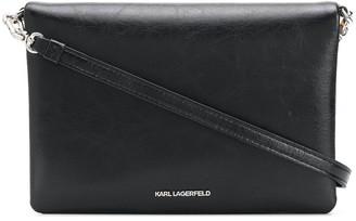 Karl Lagerfeld Paris Colour Block Crossbody Bag
