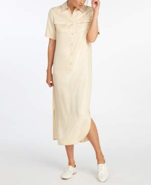 The Cause Collection Euclid Classic Shirt Dress
