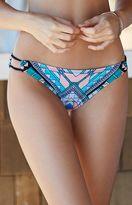La Hearts Loop Side Skimpy Bikini Bottom