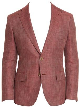 Robert Graham Leland Tailored-Fit Linen-Blend Blazer